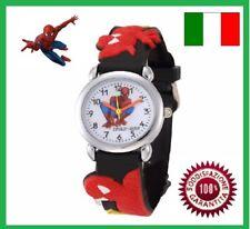 selezione migliore 8dd56 5e33b Orologio spiderman | Acquisti Online su eBay