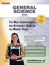Praxis General Science 0435 Teacher Certification Study Guide Test Prep (Paperba