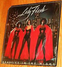 VINYL LP Lady Flash - Beauties In The Night / shrinkwrap / Barry Manilow
