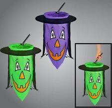 Cappello STREGA Candy Grabber Tot Borsa sul bastone SWEET trattare Halloween Bambini Borsa Regalo
