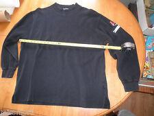 VESPA 1980's vintage sweater XXL black Lambretta mod