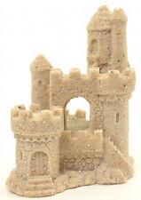 "SAND-DECO Sand Castle Figurine 006 2.75"" Tall Collectible Beach Lake Home Decor"