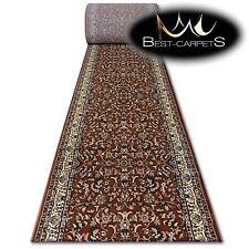 Läufer Teppiche, traditionell Königlich 1745 stilvoll elegant breite 70-150 cm