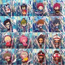 High Speed Free / Ao no Exorcist / Pokemon / Binan Koukou Chikyuu Boueibu Strap
