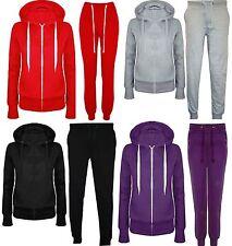 Ladies Mens Unisex Plus Size Hoodies Plain Tracksuit Top Sweatshirt 2XL TO 5XL