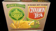 Mlesna CinnamonTea Premium Ceylon 50  Bag,100g