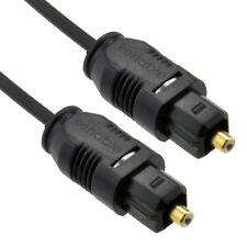 Digital óptico TOSLINK plomo de enlace tos 5.1 Cable de Audio 2.2 mm plomo