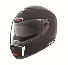 CABERG SINTESI casco plegable sobretalla - Mate Negro
