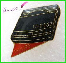 Pin's PHILIPS Un enregistreur téléphonique TD9363  #F3