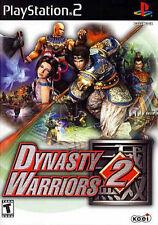 Dynasty Warriors 2 (Sony PlayStation 2, 2000)