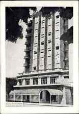 Montevideo Uruquay Vintage Postcard Gran Hotel Ermitage Juan Benito Blanco s/w