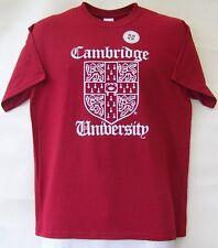 Cambridge University T Shirt - Shielded or Non Shielded - S - XXL - 3 Colours