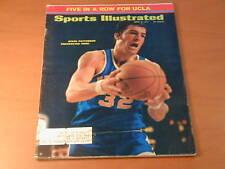 1971 UCLA 5th CHAMPIONSHIP PATTERSON Sports Illustrated