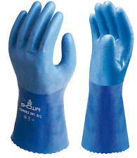 1 X Par de Showa Temres 281 transpirable y resistente al agua PU Guantes De Seguridad