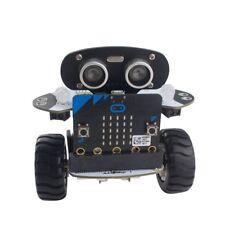 Microbit Robot Kit Programmable Robot RC Car APP Control Web Graphic Program