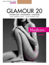 """Hudson """"Glamour 20 Shape"""" Strumpfhose transparent glänzend und formende Funktion"""