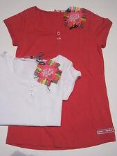 Muy Malo Mädchen T-Shirt,  rot Gr. 116,  140, 152  NEU  - 60 %