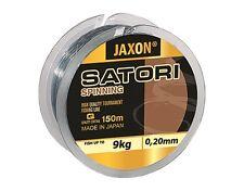 Lenza Jaxon Satori spinning 150m Bobina di filo monofilamento NUOVO & OVP