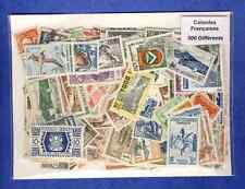 COLONIES FRANCAISES avant indépendance de 100 à 1500 timbres différents