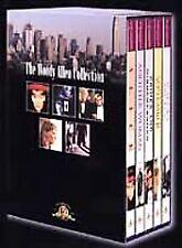 BRAND NEW Woody Allen Collection Set 2 (DVD, 2001, 5-Disc Set), Alice, September