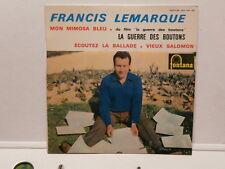 FRANCIS LEMARQUE bo film La guerre des boutons 460760