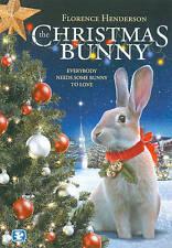 The Christmas Bunny ( Blue Ray - DVD, 2011) - NEW!!