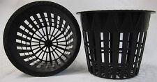 "2"" 3"" or 3.75"" Heavy Duty Net Pots Plastic Bulk Qty - inch pot mesh aeroponics"