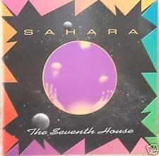 "SAHARA ""THE SEVENTH HOUSE"" rare cd mint"