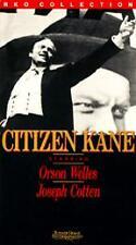 Citizen Kane Vhs movie Orson Welles
