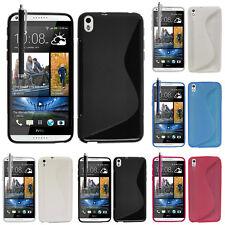 Case Cover TPU Silicone Gel Fine S-Line HTC Desire 816/ 816G Dual Sim