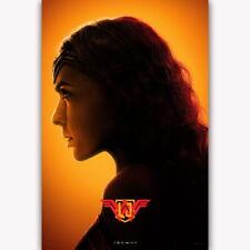 60235 The Justice League Wonder Woman Gal Gadot 2017 Wall Print Poster CA
