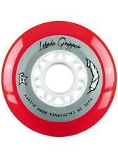 Labeda Gripper X-Soft Indoor Inline Wheels Sold in 4 packs