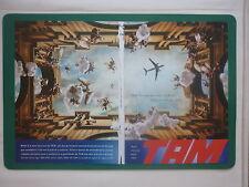 2006 pub airline tam linhas aereas brasileiras aviation italia portuguese ad