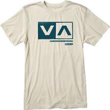 RVCA Cut Out Box Boys T-Shirt Youth Tee Surfing Skateboarding MMA BJJ