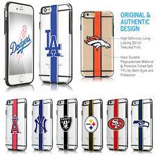New NFL MLB Apple Iphone 6, IPhone 6S Case, Ultra Sim Hydroclear UV Pr