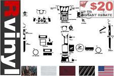 Rdash Dash Kit for Nissan 350Z 2006-2009 Auto Interior Decal Trim