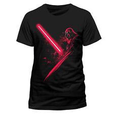 Star Wars Darth Vader Sabre laser Jedi Official T-Shirt Femmes Hommes