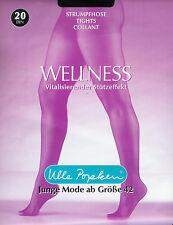 vitalisierende Stützstrumpfhose, transparent -20den, 44-46,div.Fb. *Ulla Popken*