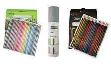 Lápices de Colores Arte Paquete Juegos para CLASE Escuela Niños Papelería