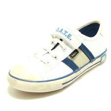 9160F sneaker blu D.A.T.E. KIDS TENDER JUNIOR 2 POP scarpa bimbo bimba shoes kid