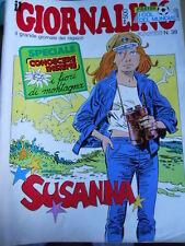 Giornalino 38 1982 Susanna D'ANtonio - Spada G.De LUCA
