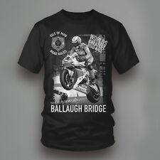 Isle of Man Ballaugh Bridge printed T Shirt