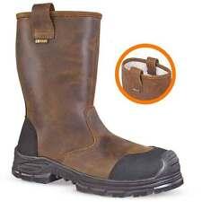 Jallatte JalcypressRigger Boots with Composite Toe Caps Steel Midsole Mens JJE45