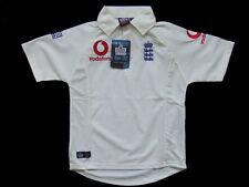 Admiral BCE Inglaterra réplica prueba Cricket Camisa, Junior, Vodafone
