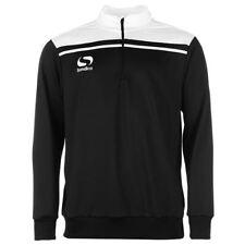 Sondico Precision ¼ Zip Training Pullover Sweater Mens  Jumper M L XL  SALE
