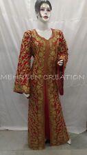 2018 DUBAI ARABIC MODERN KAFTAN DRESS BEAUTIFUL GOWN BY MEHREEN CREATION 4889a