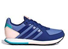 Adidas 8K  B75730 Blu Scarpe Donna Bambini Sneakers Sportive