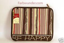 Be Happy Steinbeck Notebookhülle Tasche für Notebook