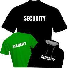 SECURITY - T Shirt ,Wedding , groom , bridesmaid , NEW