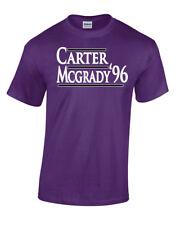 "Vince Carter Tracy McGrady Toronto Raptors ""96"" T-Shirt"